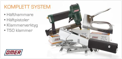 Klammersystem T50