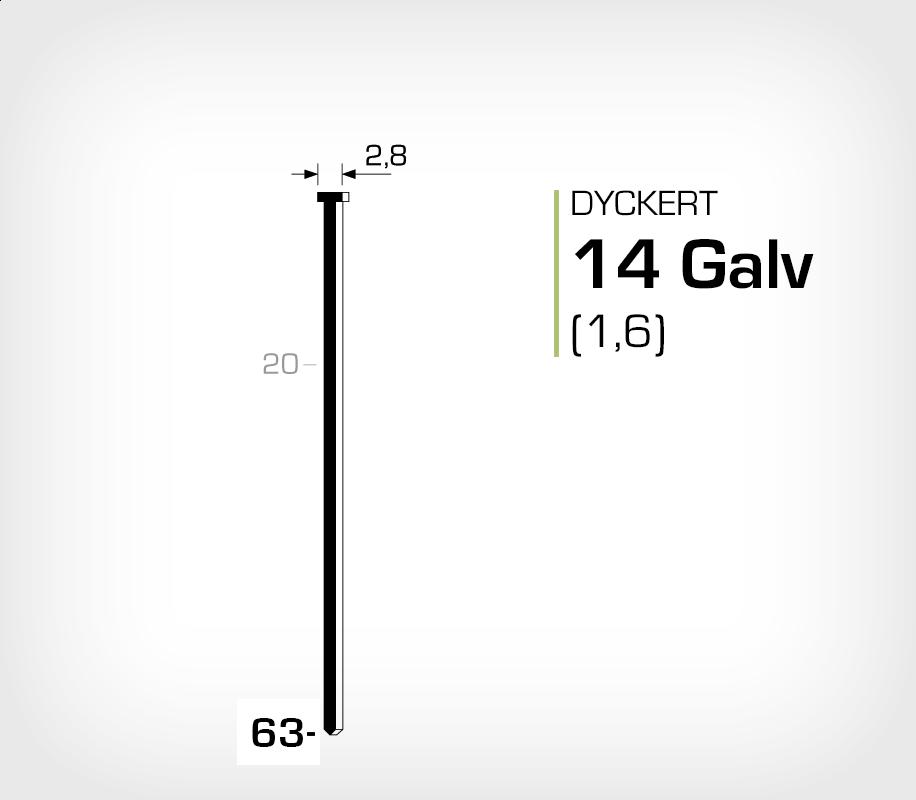 Dyckert 14/63 (SKN 16-63)