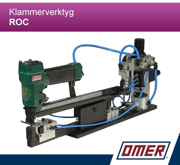 Klammerverktyg ROC