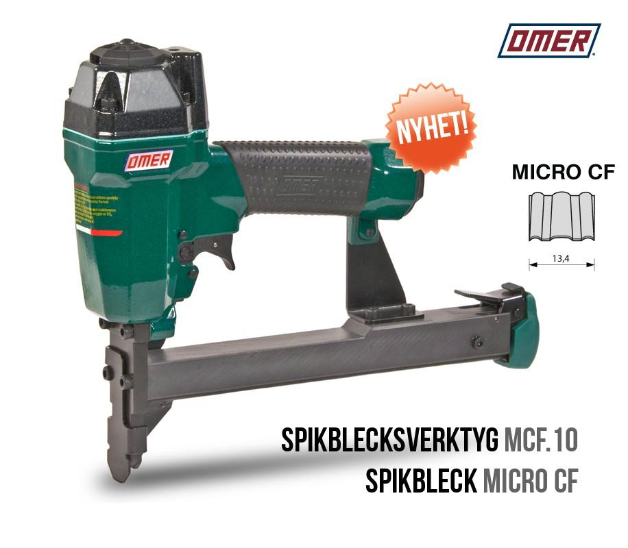 Spikbleckspistol MCF.10