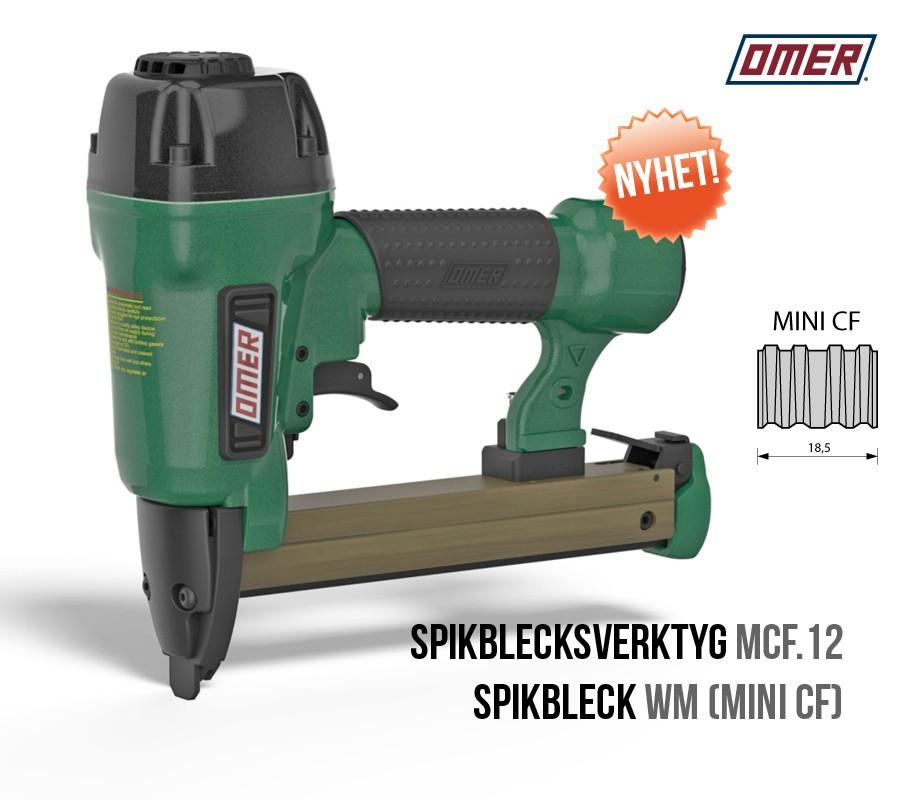 Spikbleckspistol MCF.12