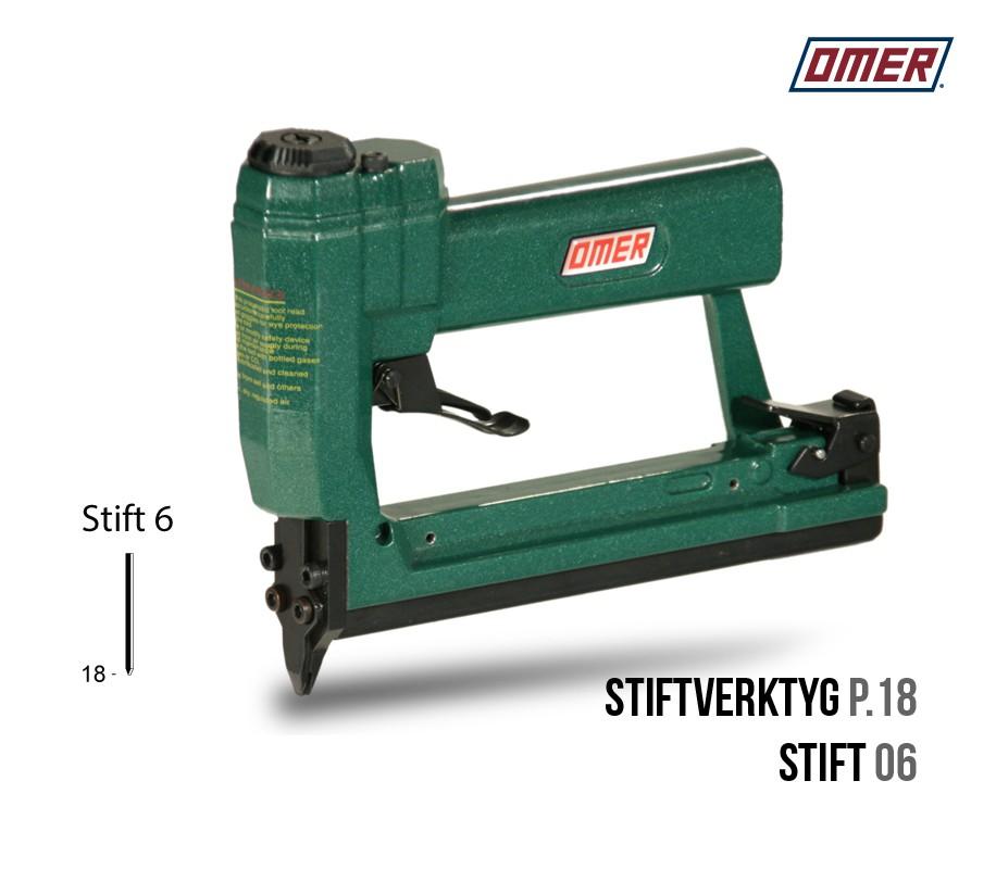 Stiftverktyg P18 - OMER
