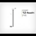 Rostfri dyckert 12/50 SS  - 7000 st /ask