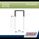 Klammer 65/8 (779-08) - 5000 st / ask