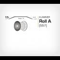Klammer Roll A/15 (557-15) - 24000 st / kartong