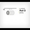 Klammer Roll D/15 (555-15) - 24000 st / kartong