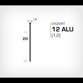Dyckert 12/20 (SKN 12-20) Aluminium