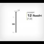 Dyckert rostfri 12/30 SS (SKN 12-30 SS)