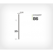 Dyckert B6/35 Stanox - Dyckertverktyg