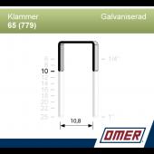 Klammer 65/10 (779-10) -