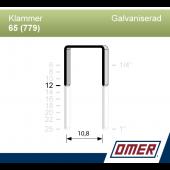 Klammer 65/12 (779-12) - Ask