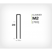 Klammer M2/28 (783-28)