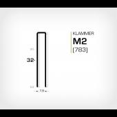 Klammer M2/32 (783-32)