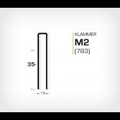 Klammer M2/35 (783-35)