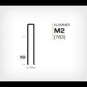 Klammer M2/50 (783-50)