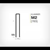 Klammer M2/55 (783-55)