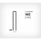 Klammer M2/60 (783-60)