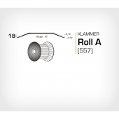 Klammer Roll A/18 (557-18) - OMER