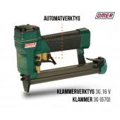 Klammerverktyg 3G.16 V - Automatverktyg