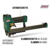 Klammerverktyg 80.16 CLVD - Automatverktyg
