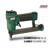 Klammerpistol T50.16 för klammer T50