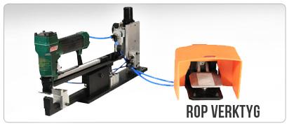 ROP-Klammerverktyg från OMER