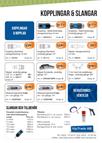 Kopplingar, nipplar, slangar, slangupprullare - kompressorer från HjoTrade